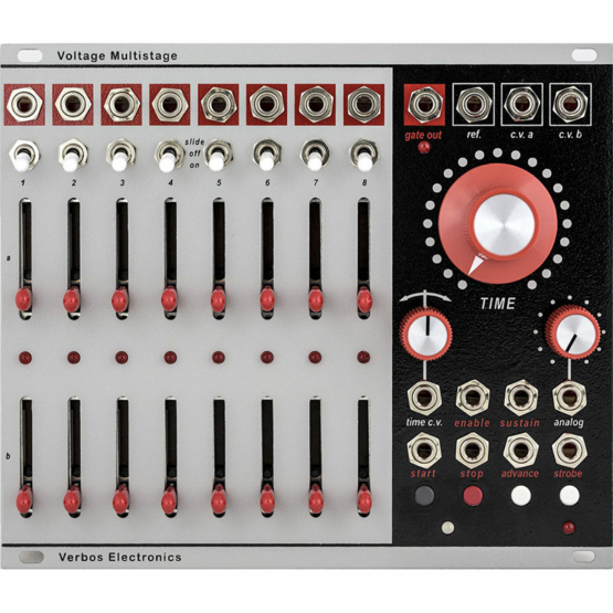 3497 2 555x555 Synthesizers and Drum Machines, Eurorack Modules, Sequencer