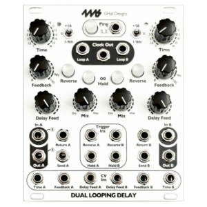 4ms DLD Dual Looping Delay Synthesizers and Drum Machines, Eurorack modular system, Effect 4ms DLD Dual Looping Delay 1 300x300