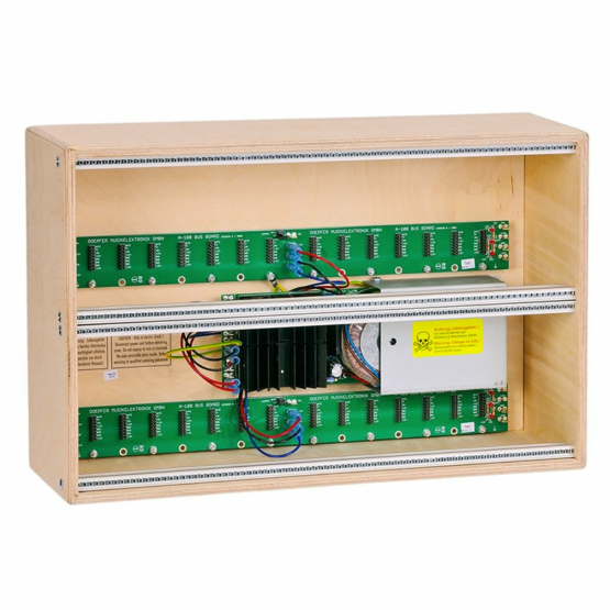 Doepfer A 100LC6 PSU3 555x555 Usato, Sintetizzatori e Drum Machine, Case Eurorack