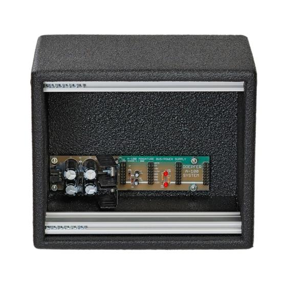 Doepfer A 100MC Miniature Case 555x555 Sintetizzatori e Drum Machine, Case Eurorack