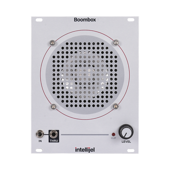 Intellijel Boombox 555x555 Intellijel Boombox
