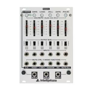 Intellijel Mutamix 300x300 Sintetizzatori e Drum Machine, Moduli Eurorack, Mixer