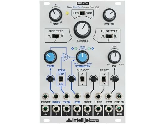 Intellijel Rubicon 555x416 Sintetizzatori e Drum Machine, Moduli Eurorack, LFO, Oscillatori