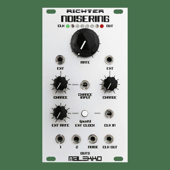 Malekko Richter Noisering Moduli Eurorack e accessori, Moduli Waveshaper, Random modules eurorack, Sintetizzatori e Drum Machine