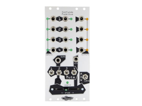 Noise Engineering Confundo Funkitus 555x415 Synthesizers and Drum Machines, Eurorack Modules, Clock, Drums, Random, Eurorack Utility