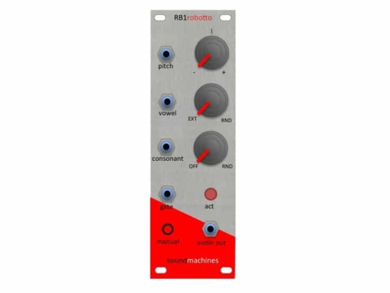 RB1robotto2 555x417 Sintetizzatori e Drum Machine, Moduli Eurorack