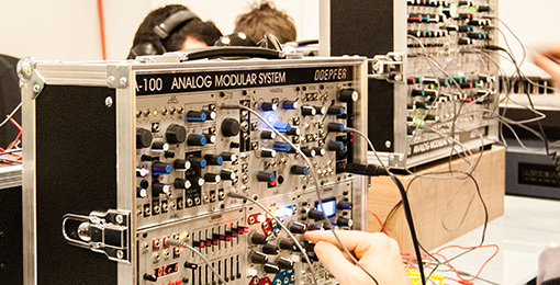 Eurorack Modular - Workshop