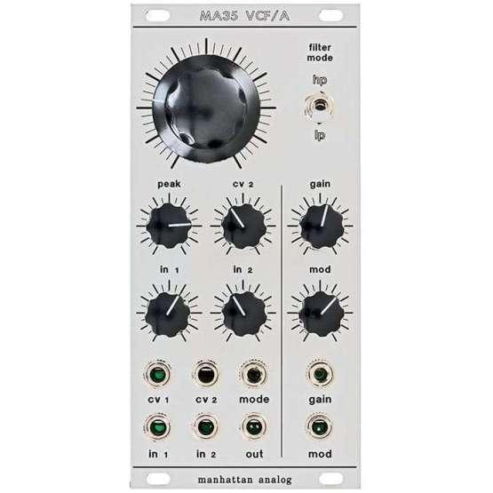 image 32700 555x555 Filtri eurorack, Moduli Eurorack e accessori, Sintetizzatori e Drum Machine, VCA Voltage Controlled Amplifier