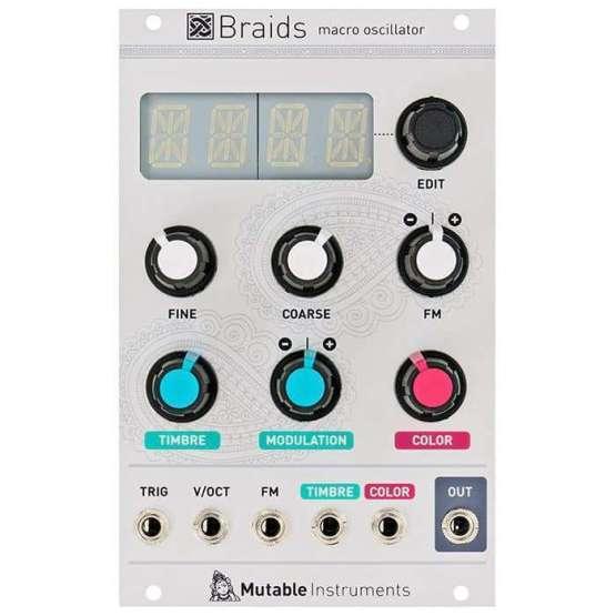 image 35004 555x555 Moduli Eurorack e accessori, Moduli Waveshaper, Oscillatori in formato Eurorack, Sintetizzatori e Drum Machine
