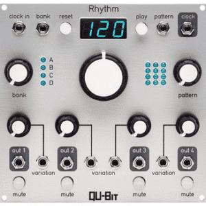 Qu-Bit Rhythm