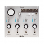 Qubit-chord