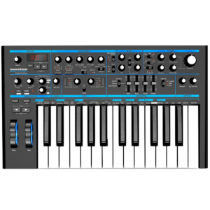 Novation Bass Station II 300x300 Synthesizers and Drum Machines, Synthesizers and Keyboards, Keyboard Synth