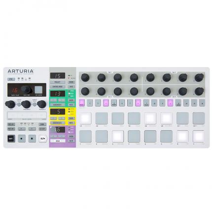 arturia beatstep pro 1 430x430 Sintetizzatori e Drum Machine, Sintetizzatori e Tastiere, Synth Desktop, Drum Machines Batterie Elettroniche