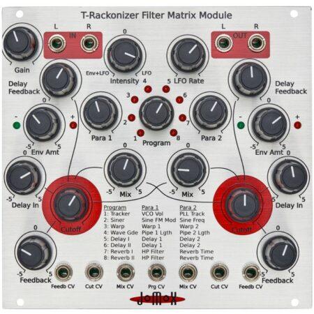 jomox t-reckonizer Filter Matrix Module