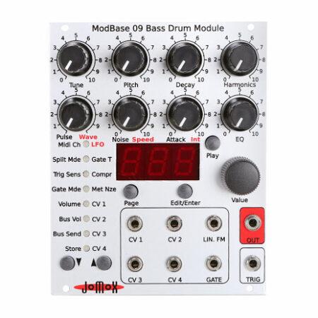 jomox modbase 09 Drum Module
