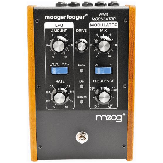 moog moogerfooger mf 102 ring modulator 555x555 Pedali Stompbox