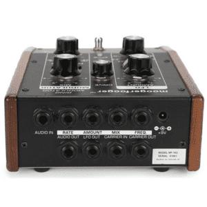 Moog Moogerfooger MF-102 Rin Modulator back