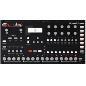 Elektron Analog Four front 300x300 Drum Machines, Synthesizers and Drum Machines, Synthesizers and Keyboards, Desktop Synthesizers