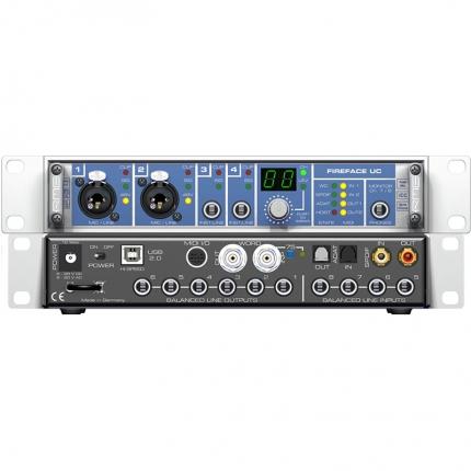 RME Fireface UC Convertitori Audio, Pro Audio, Audio Digitale, Schede Audio per PC e MAC 44701 430x430
