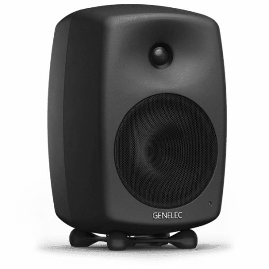 8040b 03 left view p 555x555 Strumentazioni Pro Audio per studi di registrazione, Monitor audio, Audio Monitor