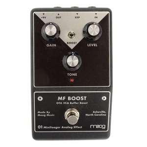 Moog Minifooger MF Boost Pedali Stompbox MFSBOOST02 300x300