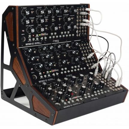 Moog 3 Tier Rack Kit Sintetizzatori e Drum Machine, Case Eurorack Moog Music 3 tier Rack Kit for Mother 32 430x430