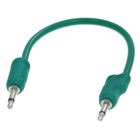 TipTop Audio Green 20cm Stackables 555x555 Tiptop Audio Green 20cm Stackcables