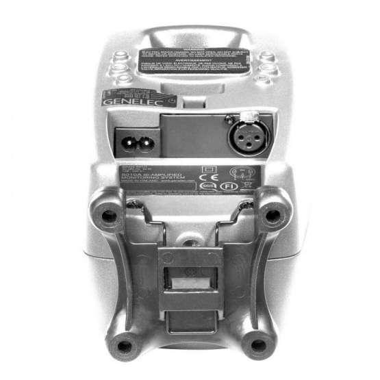 genelec 8010 awm 555x555 Pro Audio, Audio Monitors, Studio Monitor