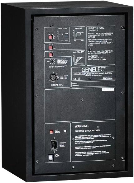 genelec 1032a 4 430x588 Pro Audio, Audio Monitors, Studio Monitor