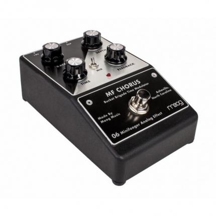 Moog Minifooger MF Chorus Pedali Stompbox moog minifooger mf chorus 1 430x430