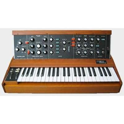 moog minimoog Sintetizzatori e Drum Machine, Sintetizzatori e Tastiere, Synth a tastiera
