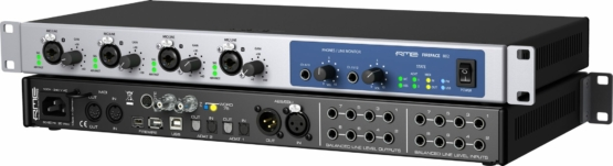 products fireface 802 1b 555x151 Convertitori Audio, Pro Audio, Audio Digitale Convertitori e Schede Audio, Schede Audio per PC e MAC