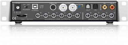 RME Fireface UCX Convertitori Audio, Pro Audio, Audio Digitale, Schede Audio per PC e MAC products fireface uc 3b 430x152