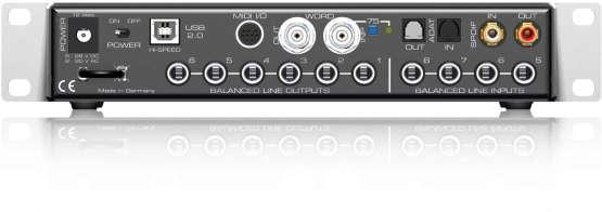 products fireface uc 3b 555x196 Convertitori Audio, Pro Audio, Audio Digitale Convertitori e Schede Audio, Schede Audio per PC e MAC