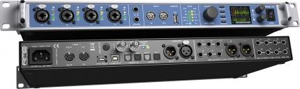 RME Fireface UFX+ Convertitori Audio, Pro Audio, Audio Digitale, Schede Audio per PC e MAC products fireface ufx 1b 430x128