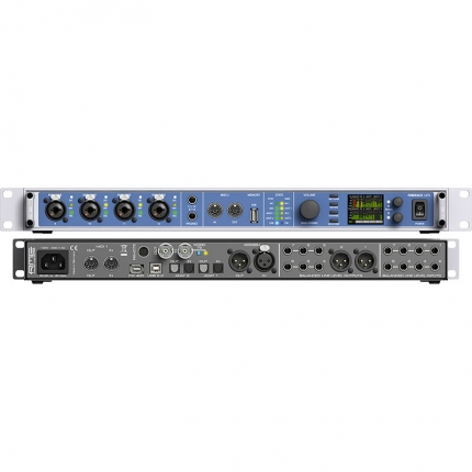 RME Fireface UFX+ Convertitori Audio, Pro Audio, Audio Digitale, Schede Audio per PC e MAC products fireface ufx 5b 2 430x430