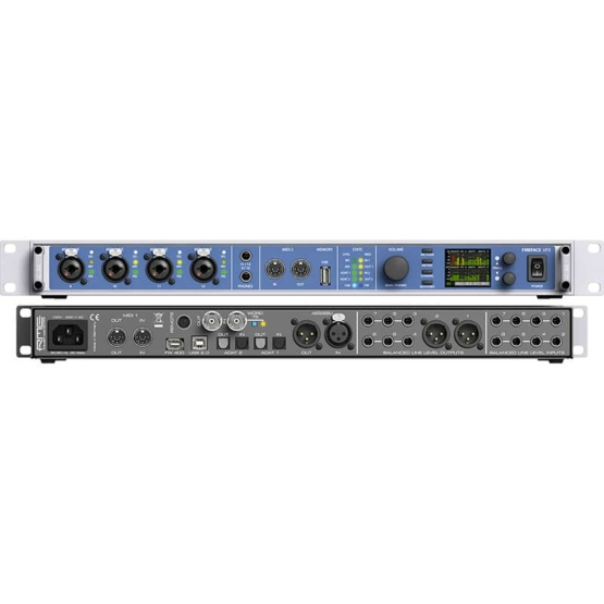 products fireface ufx 5b 2 555x555 Convertitori Audio, Recording, Audio Digitale Convertitori e Schede Audio, Schede Audio per PC e MAC
