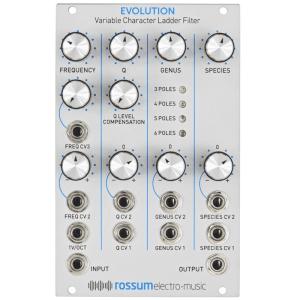 Evolution rossum electro music