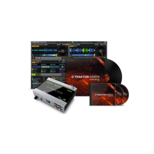 Native Instruments Traktor Scratch Audio A6 Pro Audio, Software, Audio Digitale, Schede Audio per PC e MAC 3 300x300