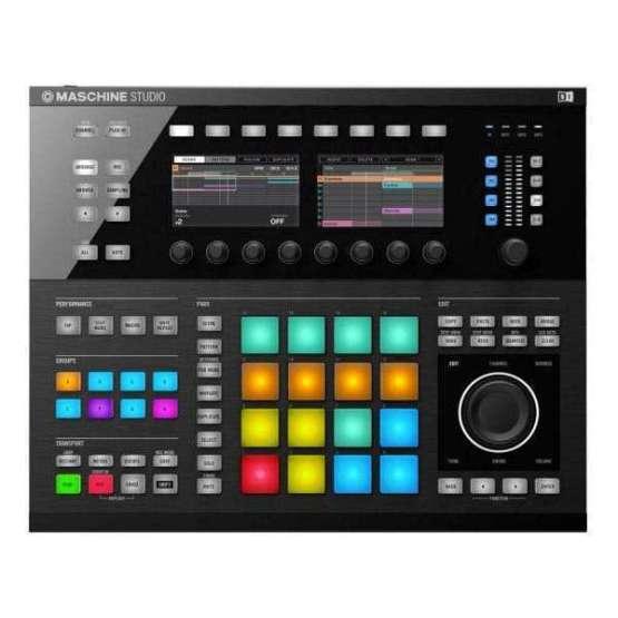4 15 555x555 Native Instruments Maschine Studio