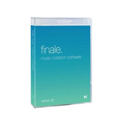 MAKE MUSIC Finale 25 Competitive Trade In (Italiano) Pro Audio, Software, DAW 4 49 430x430