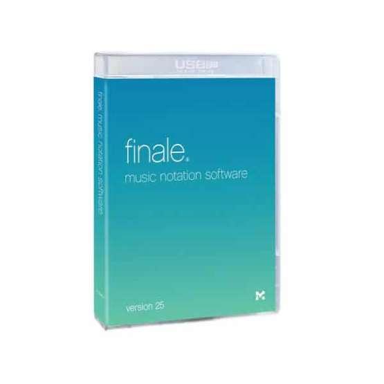 4 49 555x555 MAKE MUSIC Finale 25 Academic