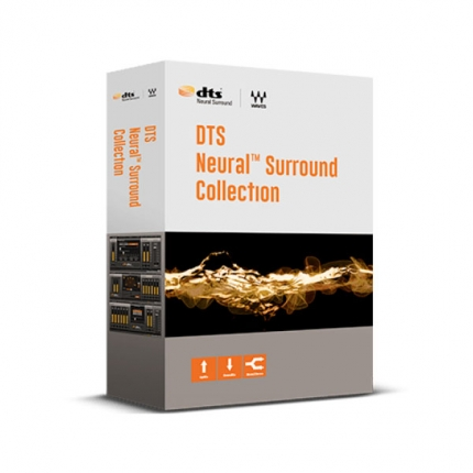 Waves Dts Neural Surround Collection | Disponibile su Milk Audio Store
