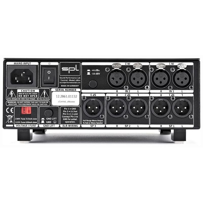 SPL 2 Control 02 SPL 2 Control
