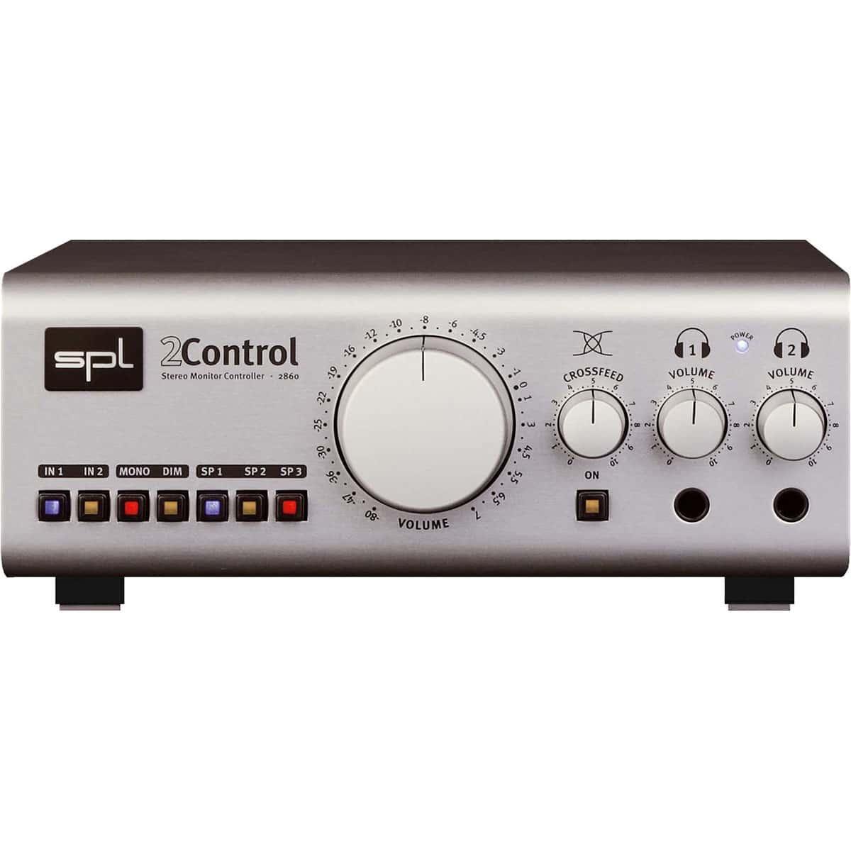 SPL 2 Control 03 SPL 2 Control