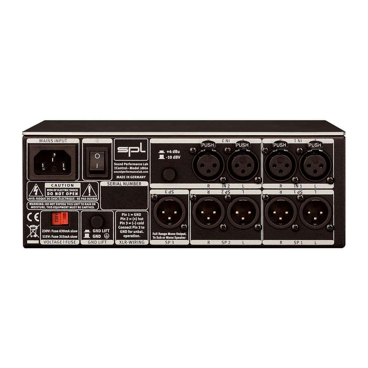 SPL 2 Control 05 SPL 2 Control