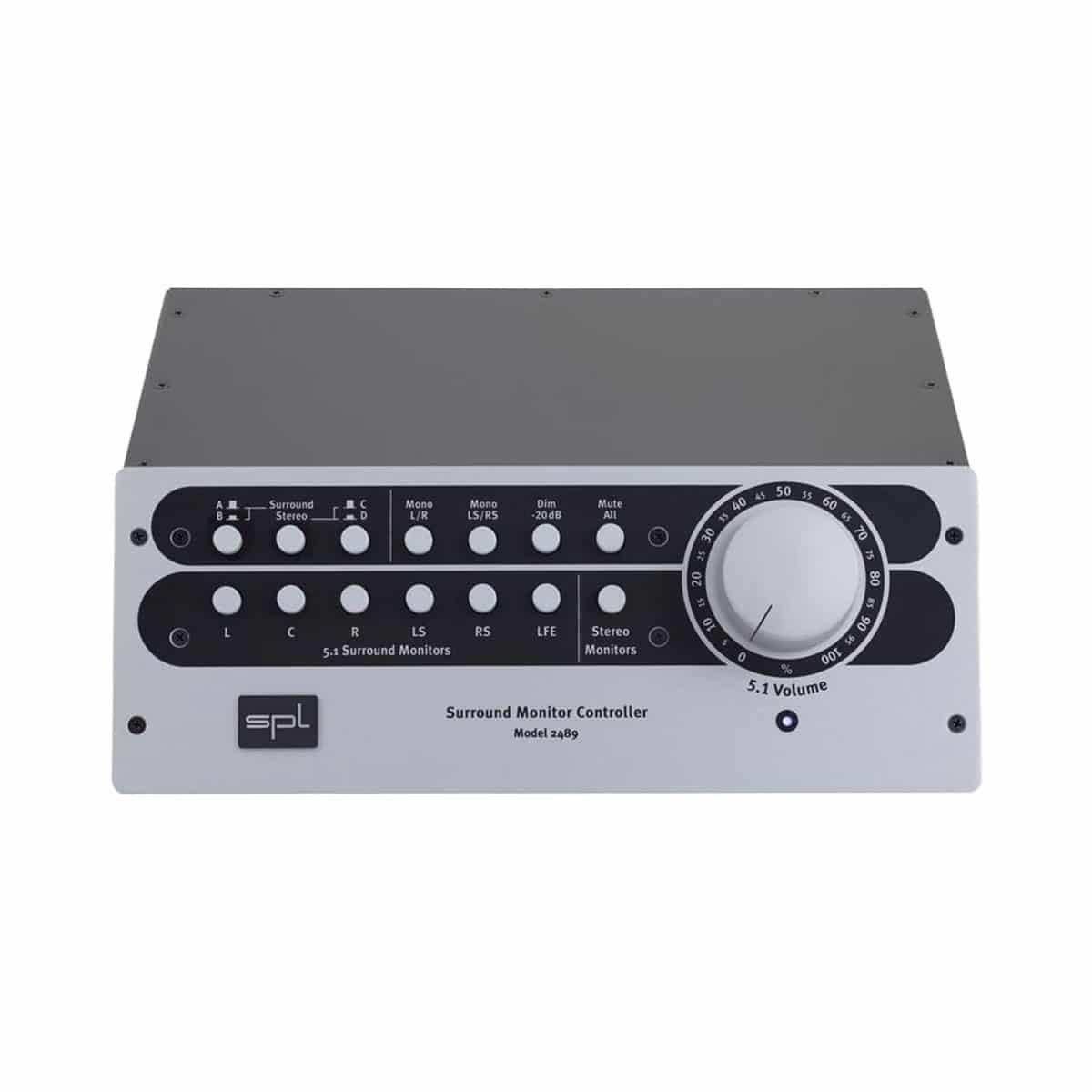 SPL SMC Pro Audio, Audio Monitors, Control Room SPL SMC 01