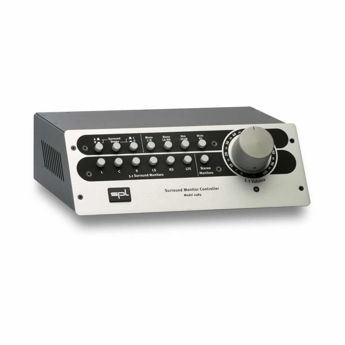 SPL SMC Pro Audio, Audio Monitors, Control Room SPL SMC 03