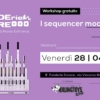 Sequencer Eurorack - Workshop a Fonderie Sonore - Roma