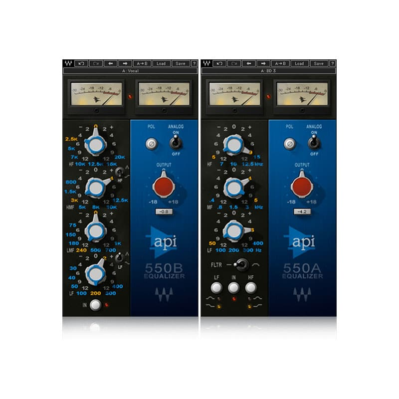 waves api collection 04 Plug ins, Pro Audio, Software